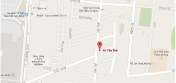 Thông báo thay đổi địa chỉ văn phòng đại diện về 46 Yên Thế, Q. Tân Bình, HCM